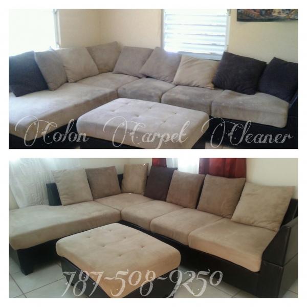 Limpieza de muebles san juan puerto rico for Limpieza de muebles